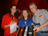 Highlight for Album: Pinewood Derby - Sept 2006